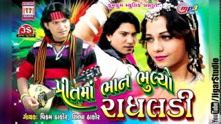 Preet Ma Bhan Bhulyo Radhaladi - Vikram Thakor - Full Audio JukeBox width=