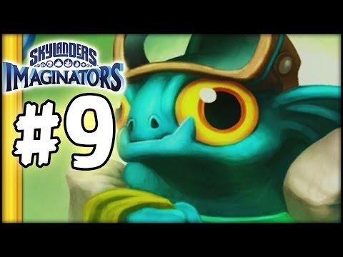Skylanders Imaginators - Gameplay Walkthrough - Part 9 - Ambush Ninja!