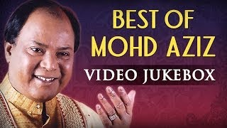 getlinkyoutube.com-Mohd Aziz Superhit Song Collection (HD) - Jukebox - Old Bollywood Classic Songs