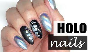 getlinkyoutube.com-HOW-TO: HOLO Nails ★ HOLOgraphic Nail Art ★ Holograficzne paznokcie (Holo Manix)  ||  My Wonderland