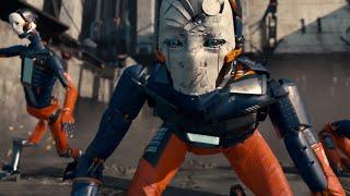 "getlinkyoutube.com-Unity Engine Demo - Full Real Time Rendered ""Adam"" Short Film (Realistic Graphics)"