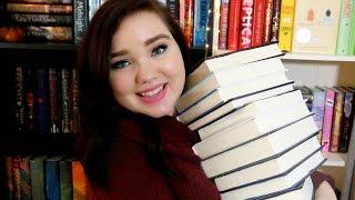 getlinkyoutube.com-November Book Haul 2016   AbigailHaleigh