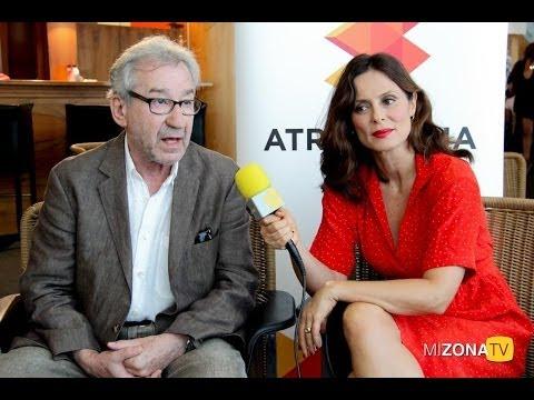 José Sacristán y Aitana Sánchez-Gijón hablan en exclusiva para Mi Zona TV