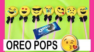 Oreo Pops - Emoji Pops