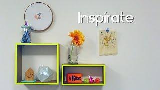 getlinkyoutube.com-Inspírate | Repisas decorativas para cualquier habitación