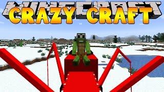 getlinkyoutube.com-Minecraft Crazy Craft 3.0 : GIANT ROBOT ANT #20