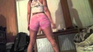 getlinkyoutube.com-cece twerking to OG Double D ''Preach''