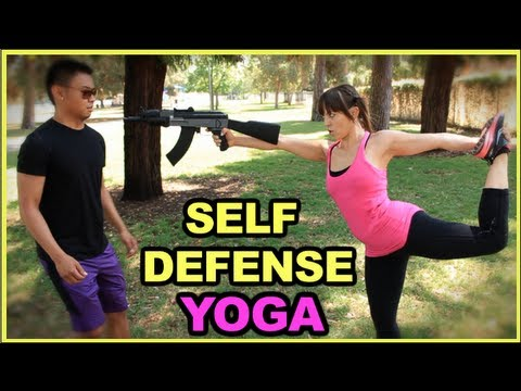 SELF DEFENSE YOGA ft. Wassabi