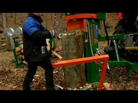 Stroia Product - Despicator de lemne HydroCombi 24 Turbo Posch Leibnitz