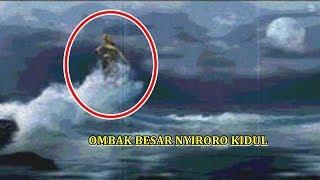 getlinkyoutube.com-VIDEO JELAS CCTV Ombak Nyi Roro Kidul Ngamuk Gulung Wisatawan