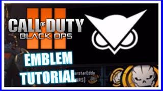 getlinkyoutube.com-Black ops 3 - VanossGaming NEW Logo Emblem Tutorial