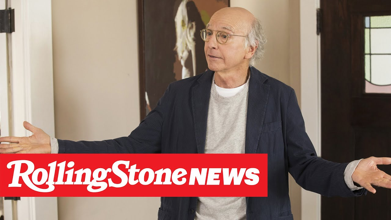 """Larry David Calls Out the """"Idiots Out There"""""""
