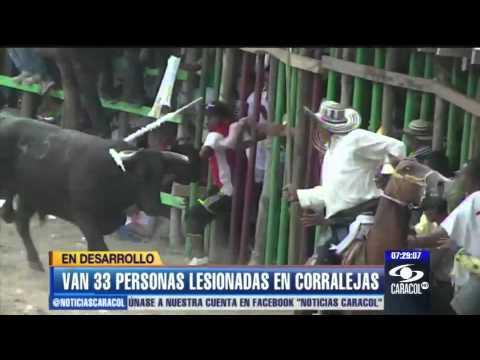 Proponen suspender corralejas en Sincelejo - 18 de Enero de 2013