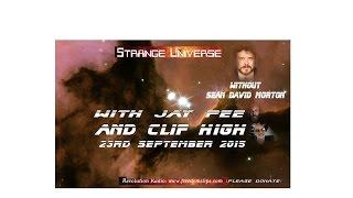getlinkyoutube.com-Clif High and Jay Pee on Strange Universe 2015-09-23