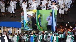 Nova Opção Notícias-Desfile Civico 133 anos Pádua RJ