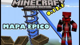 getlinkyoutube.com-Minecraft Pe 0.15.0 | Carrera De Botes | Mapa Epico Para Mcpe 0.15.0