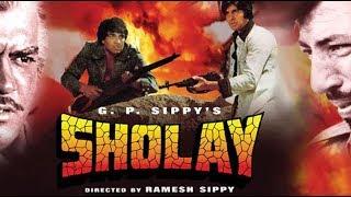Sholay Last Fight Scene Forever:Amitabh Bchhan& Viru:Ramesh Sippy