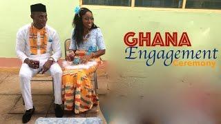 getlinkyoutube.com-Ghana Engagement- , Presentation of Gifts