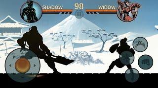 getlinkyoutube.com-Shadow Fight 2 Titan vs Widow