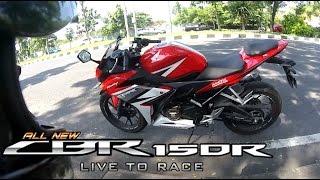 getlinkyoutube.com-Fakhrihp Motovlog - Bukan Review Honda CBR 150 R (First Ride)