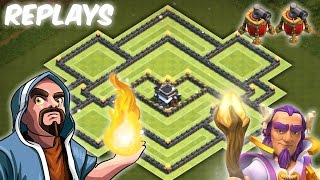 getlinkyoutube.com-Clash Of Clan - WORLDS BEST TH9 TROPHY/HYBRID BASE - TH11 UPDATE - NEVER LOSE