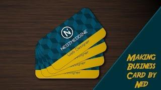 getlinkyoutube.com-Making Business card on Affinity designer