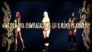 getlinkyoutube.com-#WWE2K16::Diva CAWS:Azai (Re-did), Debbie Pride & Princess Andersen! [PS4] 12/90