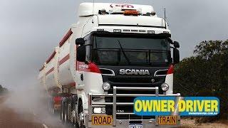getlinkyoutube.com-Scania R 730   Review   Truck TV Australia