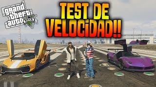 getlinkyoutube.com-GTA 5 | TEST DE VELOCIDAD EPICO!!! OSIRIS VS ZENTORNO!! QUIEN GANARÁ!!! GTA V | XxStratusxX