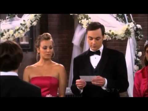 The Big Bang Theory- Howard and Bernadette's Wedding -D8iidPd9ntE