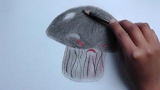 getlinkyoutube.com-Como dibujar a Petaseta (Plantas vs Zombies) - How to draw a Petaseta