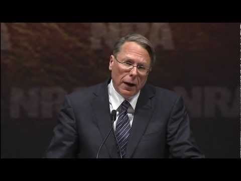 2012 NRA Annual Meeting of Members - Wayne LaPierre