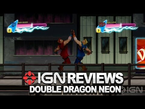 Double Dragon: Neon Video Review - IGN Review