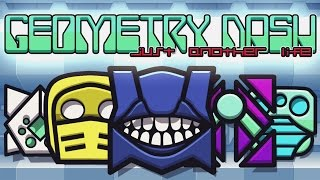 getlinkyoutube.com-Geometry Dash 2.1 Epic Texture pack - Just Another Life - OFFICIAL RELEASE
