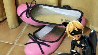 getlinkyoutube.com-•Marinette Shoes | Cosplay tutorial Miraculous•