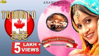 getlinkyoutube.com-Toronto Dharamvir Thandi & Miss Pooja [ Official Video ] 2012 - Anand Music