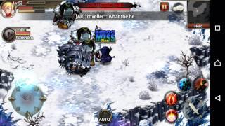 getlinkyoutube.com-Zenonia S farming with level 52 slasher