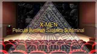 getlinkyoutube.com-X Men Apocalipsis   Pelicula Iluminati Satanica Subliminal