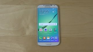 getlinkyoutube.com-Samsung Galaxy S4 S6 ROM Port - Review (4K)