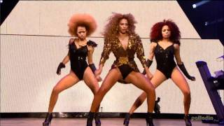 getlinkyoutube.com-Beyonce Single Ladies Live Glastonbury 2011