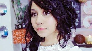 getlinkyoutube.com-maquillaje + peinado FACIL!!!! ♥ Miku
