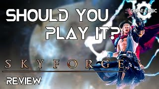 getlinkyoutube.com-Skyforge - The Endgame | In-Depth Review