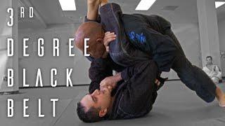getlinkyoutube.com-3rd Degree Black Belt Exam | Brazilian Jiu Jitsu | ROYDEAN.TV