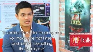 """getlinkyoutube.com-PEP TALK: Dingdong Dantes """"sincerely hopes"""" that Marian Rivera is """"the one"""""""