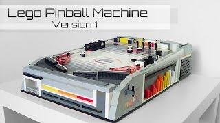 getlinkyoutube.com-LEGO NXT - Pinball Machine V1 [Techno]