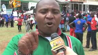 Special needs children treated to entertainment at Jamhuri Show Grounds
