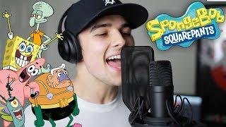 getlinkyoutube.com-27 Spongebob Impressions | Mikey Bolts