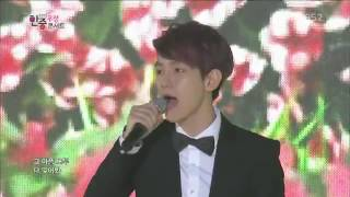 getlinkyoutube.com-اكسو يغنون اغنية مسلسل الكوري ايام الزهور ♡♥