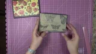 Wallet Mini Album Tutorial