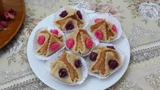 getlinkyoutube.com-Gateau traditonnel Algerien.